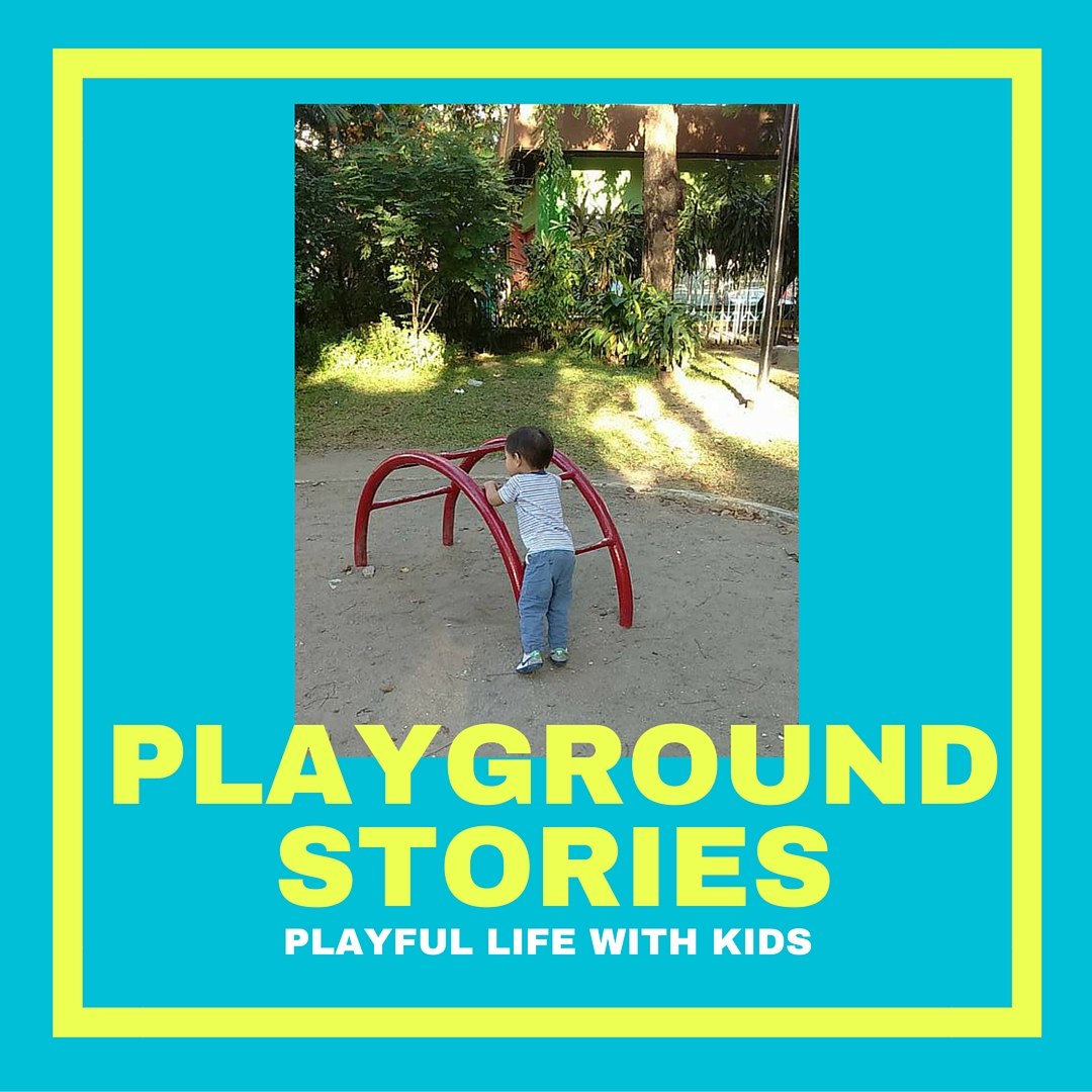 Playful Life with Kids Beginning 1