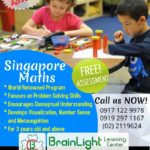 Jho Playfullifewithkids Brainlight Learning center: Equipping your kids with Sinapore Math 7