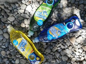 Playful life with kids Bubbleman Dishwashing Liquid: Your Eco-Friendly Cleaner 1
