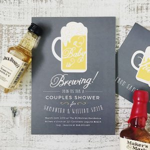 Playful Life with Kids DIY: Easy Baby Shower Invites and Games for Boys 1