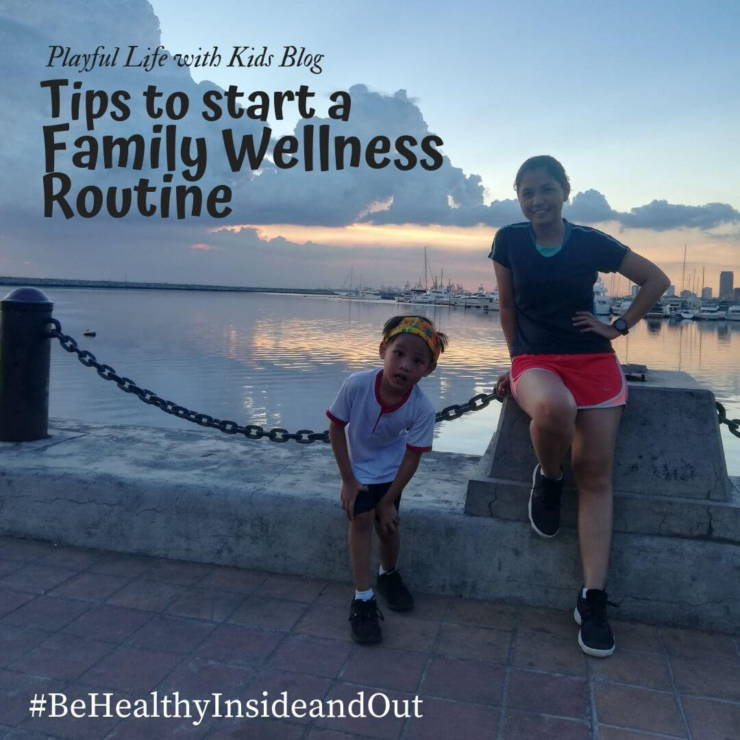 Playful Life with Kids Tips to Start a Family Wellness Routine 5