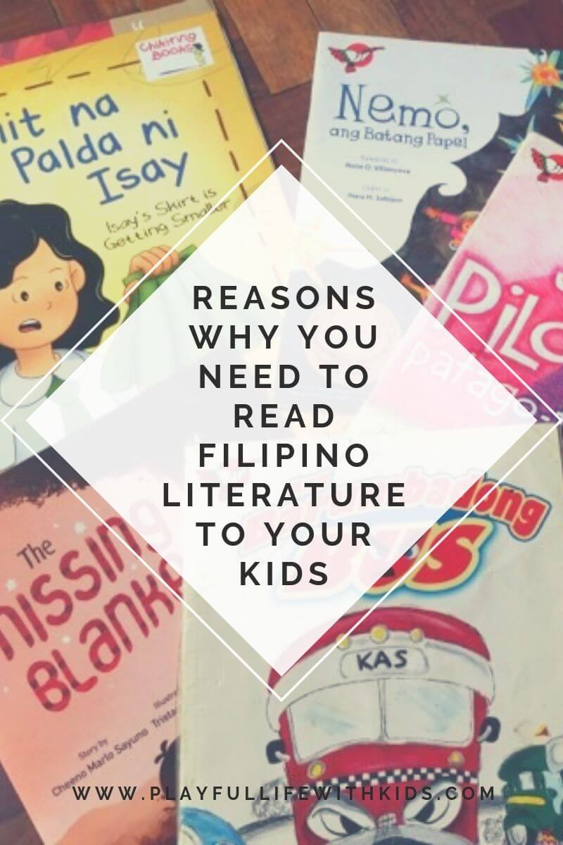It's almost a month since I started working in the learning library. One of the programs we have is the Wika'y galling program that exposes students to the Filipino language, grammar, and literature. But here's some reasons why you need to read Filipino literature to your children more than just the grammar and language. It shows our own culture and community. Many children nowadays are exposed to foreign literature which somehow introduces them to a different culture. Reading Filipino literature makes it easier to understand the community where one actually belong to. Stories like Araw sa Palengke, Anong gupit natin ngayon? Kas ang kaskaserong Bus. History and Identity. Alamat, Supremo, Filipino literature shows our country's values. There are words that do not have a direct translation to the English language. This means that its meaning can only be fully understood in our own language. Likewise, our values as Filipinos usually have a different meaning to that of the other countries. In as much as we would want to translate Filipino values to the English language it does not fully explain its meaning. This is why as we read more Filipino literature to our children, the more that they can also imbibe values that are innately ours. Filipino literature shows love for family, respect for elders, and care for the environment. Keyk Paakyat ng Langit, Gusto ko nang lumaki Current Social Issues: Pilong patago tago, Nemo ang batang papel As we modernize and compete globally, there are times that we compromise our own language and identity as Filipinos. Children nowadays are easily exposed to foreign movies, cartoons, and literature. These abundance places our Filipino movies, cartoons, and literature at the backseat. Although, it is amazing to hear little children speaking fluently in English, the decline of children fluent in our own language is alarming. We should realize that the language is not the only one declining but more so the values of our nation. One way of keeping our country's identity, history, culture, and values is thru the use of the language, literature, and
