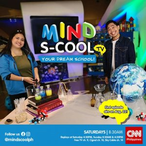 Mind S-Cool: Our Science Dream School Playful Life with Kids 1